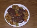 Gingersnap Pot Roast picture