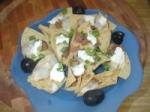 Nachos Agrios (Sour Cream Nachos) picture