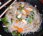Rice Noodle Salad picture
