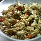 greek pasta salad picture