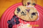Oatmeal - Blueberry Muffins picture