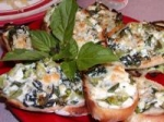 Spinach and Ricotta Bruschetta picture