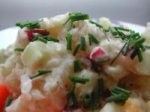Sour-Cream Potato Salad - Kartoffelsalat Med Surfløde picture
