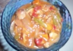 Chicken and Sweet Potato Stew picture