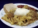 Krautfleckerl- Hungarian Cabbage and Noodles picture