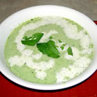Green Pea and Mint Soup picture