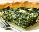 Greek Spinach Quiche picture