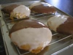 Low-Fat Black and White Cookies picture