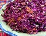 Red Cabbage Coleslaw picture