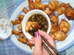 Dumplings With Ginger Dipping Sauce picture