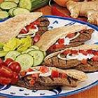 Grilled Beef Gyros picture
