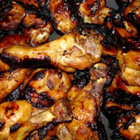 grilled buffalo wings picture