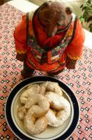 Orange Cookies (Koulourakia) picture
