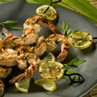 Grilled Marinated Shrimp picture