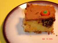 Halloween Poke Cake picture