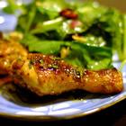 grilled orange chicken picture