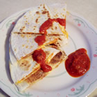 Grilled Pizza Wraps picture