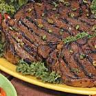 Grilled Rib Eye Steaks picture
