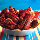 Grilled Rock Lobster Tails picture