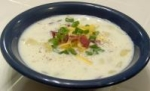 Loaded Baked Potato Soup picture