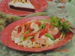 Shrimp & Veggie Alfredo picture