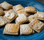 Parmesan Triscuit Snacks picture