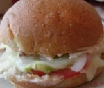 Mexican Torta (Sandwich) picture