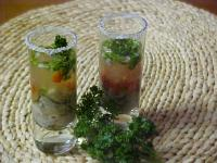Tequila-Oyster Shooters picture