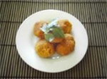 Pumpkin and Goat Cheese Croquettes picture