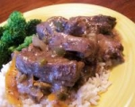Asian Steak Strips(Crockpot) picture