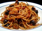 Spaghetti With Italian Tuna & Capers picture