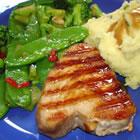 Grilled Tuna Teriyaki picture