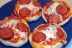Mini Snack Pizzas picture