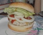 American Turkey Burgers picture