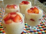 Strawberry Tapioca Parfaits picture