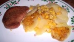 Scalloped Potatoes & Corn Casserole picture
