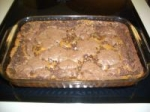 German Chocolate Brownies picture
