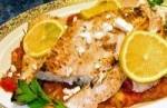 Broiled Mahi-Mahi With Parsleyed Tomatoes picture