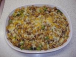 Baked Cheese Stuffing Casserole picture