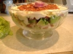 Layered Cobb Salad picture