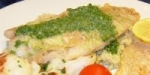 Flounder With Herbed Couscous picture