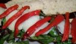 Grilled Mushroom Salad Sub picture