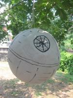 """death Star"" Pinata With ""lightsabre"" Stick picture"