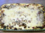 Meat and Macaroni Pie - Pastitsio picture