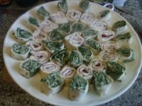 My Favorite Spinach Pinwheels picture