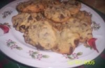 """hershey's Special Dark ""chocolate Chip Cookies picture"