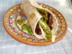 Teriyaki Beef Wraps picture