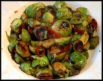 Fried Brussels Sprouts picture