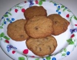 Swirled Milk Chocolate & Peanut Butter Morsel Cookies picture