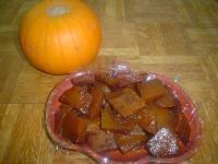 Dulces De Calabasas (Mexican Pumpkin Candy) picture